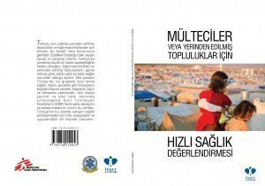 OUR NEW BOOK 'Mülteciler' IS PUBLISHED